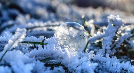 Χιόνια στο Πήλιο, ήλιος με… «δόντια» στον Βόλο – Η πρόγνωση του καιρού [πίνακες]