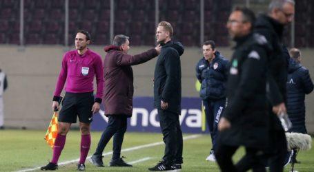 Αρνήθηκαν να κάνουν δηλώσεις από την ΑΕΛ μετά τον Παναθηναϊκό – Ποδόσφαιρο – Super League 1 – Λάρισα
