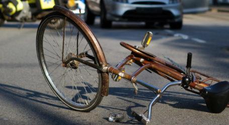 Βόλος: Στο Νοσοκομείο μετά από πτώση από το ποδήλατο