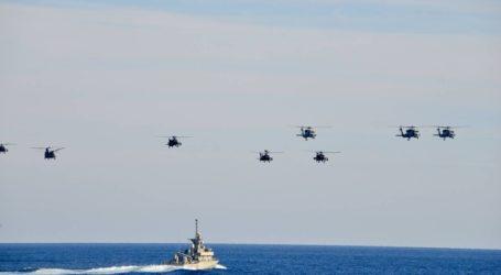 Βόλος: Στρατιωτική άσκηση Ελλάδας – Γαλλίας – ΗΠΑ στον Παγασητικό