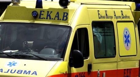 Βόλος: Από την εκκλησία… στο Νοσοκομείο κατέληξε ηλικιωμένη γυναίκα