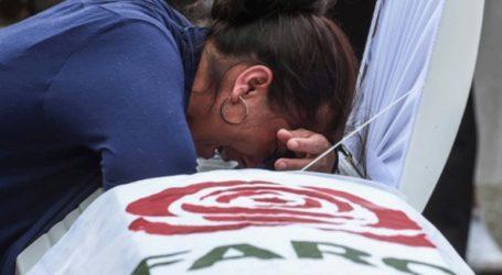 Το 2019 «η πιο φονική» χρονιά για τους πρώην αντάρτες των FARC