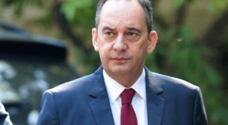 Ευχές σε καπετάνιους και πληρώματα για τη νέα χρονιά απέστειλε ο υπουργός Ναυτιλίας Γ. Πλακιωτάκης