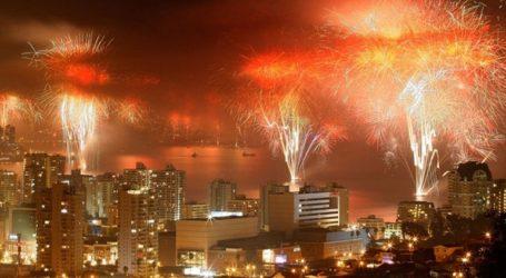 Στην «Πλατεία Ιταλίας» γιόρτασαν τον νέο χρόνο στη Χιλή