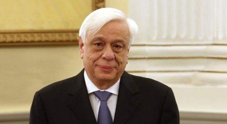 Στη δοξολογία για το νέο έτος ο Πρόεδρος της Δημοκρατίας Προκόπης Παυλόπουλος