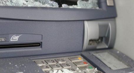 Άγνωστοι προκάλεσαν έκρηξη σε ΑΤΜ στη λεωφόρο Αχαρνών