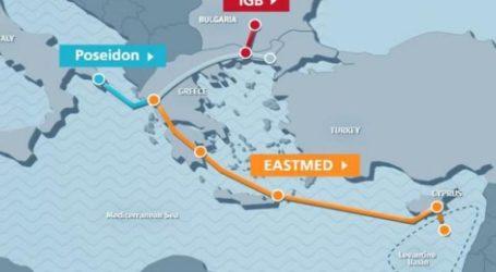«Ο EastMed είναι η πιο ανταγωνιστική επιλογή μεταφοράς του αερίου της Ανατολικής Μεσογείου»