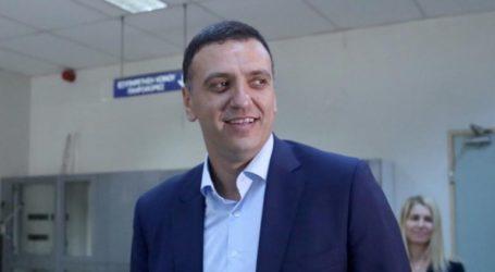Επίσκεψη Β.Κικίλια στο Γενικό Νοσοκομείο Θεσσαλονίκης και στο ΕΚΑΒ