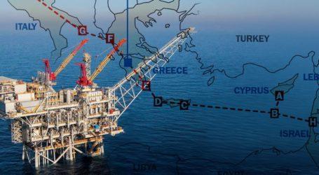 O EastMed είναι η πιο ανταγωνιστική επιλογή μεταφοράς αερίου