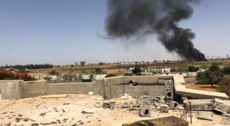 Τρεις άμαχοι νεκροί από αεροπορικό βομβαρδισμό