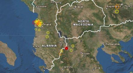 Σεισμός 3,9 Ρίχτερ στην Αλβανία