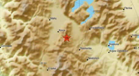 Σεισμός 2,3 Ρίχτερ στην Αλβανία