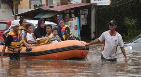 Τουλάχιστον 21 νεκροί εξαιτίας πλημμυρών στην πρωτεύουσα Τζακάρτα