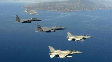 Τουρκικές υπερπτήσεις στο Αιγαίο την ημέρα υπογραφής του EastMed