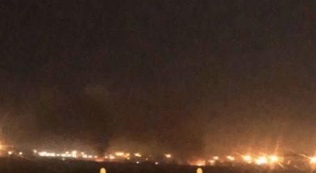 Τέσσερις ρουκέτες Κατιούσα έπληξαν βάση του στρατού δίπλα στο διεθνές αεροδρόμιο της Βαγδάτης