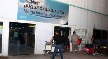 Ανεστάλησαν οι πτήσεις στο αεροδρόμιο της Τρίπολης εξαιτίας ρουκετών