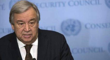 Ο Γκουτιέρες προειδοποιεί την Τουρκία εναντίον της ανάπτυξης στρατευμάτων στη Λιβύη