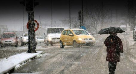 Θεοφάνεια με ψύχος και χιόνια