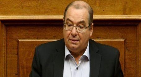 Το τελευταίο αντίο στον πρώην βουλευτή ΣΥΡΙΖΑ Αντώνη Μπαλωμενάκη