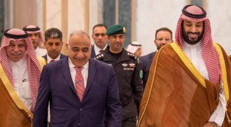 Ο πρίγκιπας διάδοχος της Σαουδικής Αραβίας και ο πρωθυπουργός του Ιράκ συζήτησαν τις εξελίξεις στην περιοχή