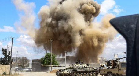 Τουλάχιστον 28 νεκροί από αεροπορική επιδρομή εναντίον στρατιωτικής σχολής στην Τρίπολη