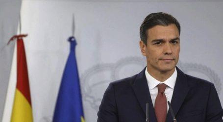 Ανοιχτός σε διάλογο με τους Καταλανούς ο Σάντσεθ