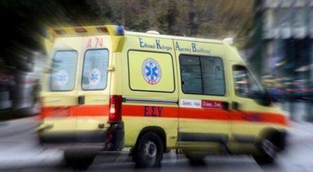 Θανατηφόρο τροχαίο δυστύχημα έξω από τα Σέρβια Κοζάνης-Νεκρός 50χρονος