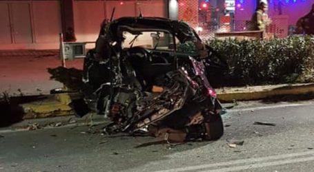 Συγκλονίζουν οι εικόνες από το τροχαίο δυστύχημα στην Κηφισιά