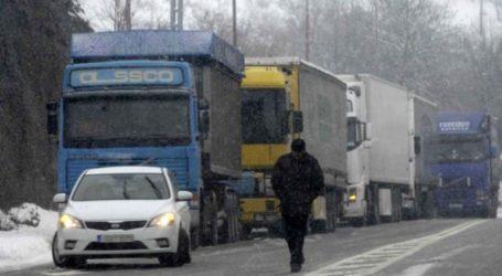 Νέες ρυθμίσεις κυκλοφορίας φορτηγών άνω του 1,5 τόνου στους αυτοκινητόδρομους και το εθνικό οδικό δίκτυο
