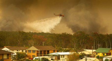 Αμέριστη συμπαράσταση στην Αυστραλία για τον τραγικό απολογισμό των καταστροφικών πυρκαγιών