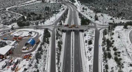 Απαγόρευση κυκλοφορίας φορτηγών στη Νέα Οδό και στην Κεντρική Οδό