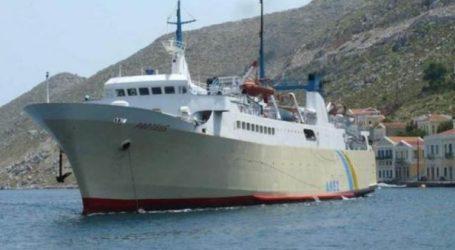 Προσάραξη επιβατηγού πλοίου με 48 επιβάτες έξω από το λιμάνι
