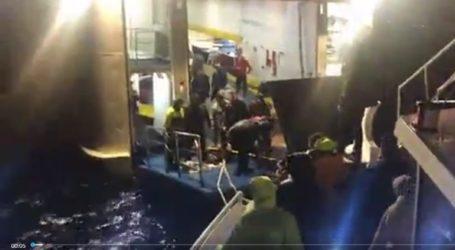 Στο λιμάνι της Σκιάθου οδηγήθηκαν με ασφάλεια οι 48 επιβάτες του πλοίου «Πρωτεύς»
