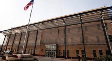 Τουλάχιστον δύο ρουκέτες έπεσαν κοντά στην αμερικανική πρεσβεία