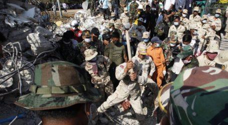 Νεκροί 36 άνθρωποι ανάμεσά τους παιδιά από κατάρρευση κτιρίου στη Καμπότζη
