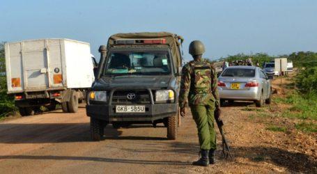Τρεις άνδρες συνελήφθησαν όταν προσπάθησαν να μπουν σε βρετανική βάση