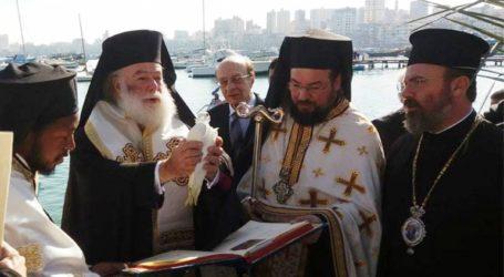 Για την ειρήνευση στη Λιβύη, ευχήθηκε σήμερα ο Πατριάρχης Θεόδωρος