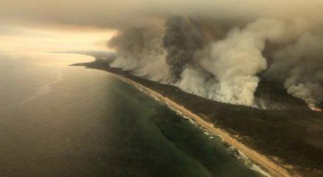 Οι καπνοί από τις πυρκαγιές στην Αυστραλία έφθασαν πάνω από τη Χιλή και την Αργεντινή