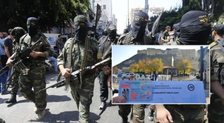 Η Τουρκία επιστρατεύει μισθοφόρους τζιχαντιστές