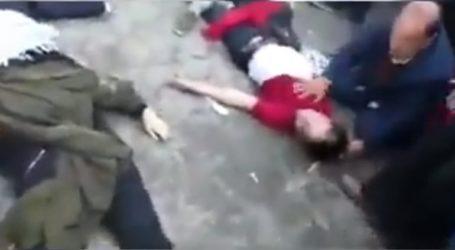 LIVE: Δεκάδες νεκροί στην κηδεία του Σουλεϊμανί