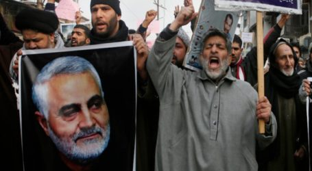 Θα απαντήσουμε με ανάλογο τρόπο στις ΗΠΑ για τον φόνο του Σουλεϊμανί