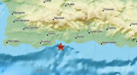 Σεισμός 4,7 Ρίχτερ στο Πουέρτο Ρίκο