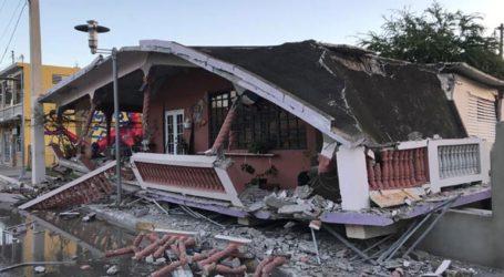Τουλάχιστον ένας νεκρός από τον σεισμό των 6,4 Ρίχτερ