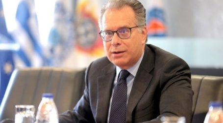 Mε Σουηδούς βουλευτές συναντήθηκε ο Γιώργος Κουμουτσάκος