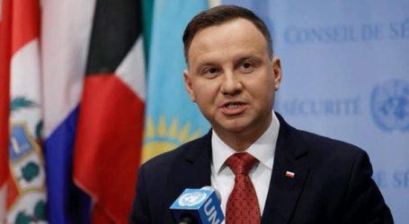 Ο πρόεδρος της Πολωνίας δεν θα παραστεί στον εορτασμό των 75 ετών από την απελευθέρωση του Άουσβιτς