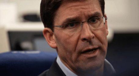 Το Πεντάγωνο δεν έχει λάβει αίτημα από το Ιράκ για να αποσύρει τις αμερικανικές δυνάμεις