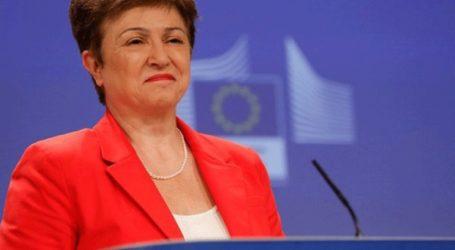 Τη στήριξή της στην Ελλάδα εξέφρασε η γ.γ. του ΔΝΤ Κρισταλίνα Γκεοργκίεβα