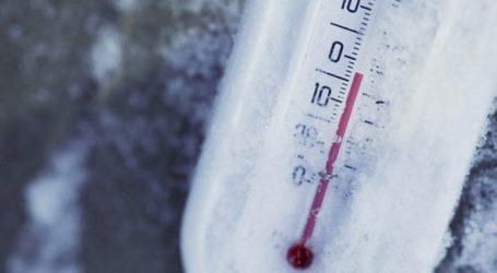 Ο υδράργυρος στα Γρεβενά έδειξε -13 βαθμούς Κελσίου