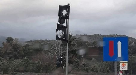 Άγνωστοι πυροβόλησαν φανάρι σε χωριό των Χανίων