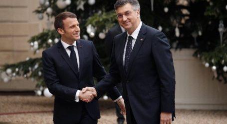 Κροατία: Η διεύρυνση της Ε.Ε. στο επίκεντρο της συνάντησης Πλένκοβιτς